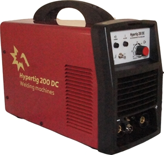 Picture of Welding Machine HyperTig 200 Inverter