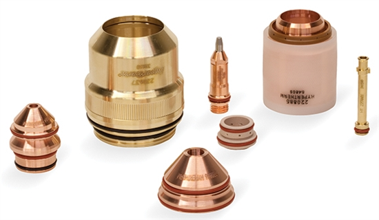 Picture for category Consumables Hypertherm HPR