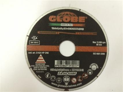 Picture of Globe 115 x 1,0 Inox HP ONE