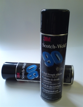 Picture of 3M™ Scotch-Weld™ Spray 90 Adhesive