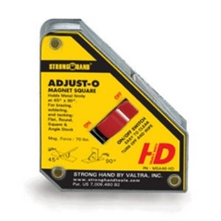 Picture of Magnet Squares Adjust-O™ MSA53-HD 152 x 130 x 35