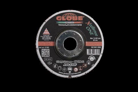 Picture of Globe Xellence One Inox 125 x 1,0