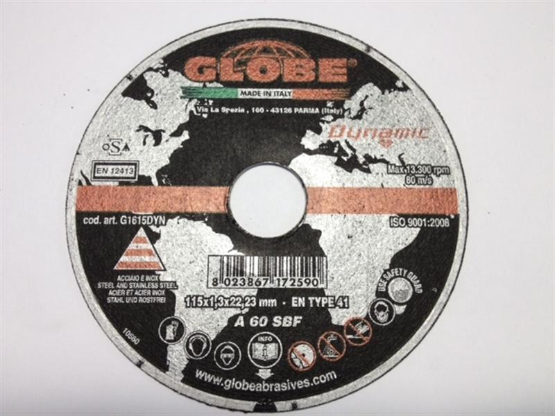Globe 115 x 1,3 Dynamic