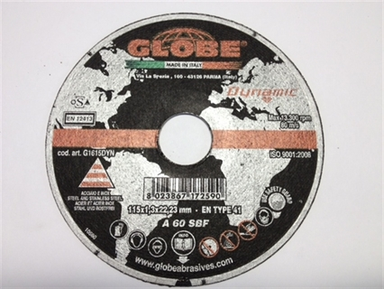 Picture of Globe 115 x 1,6 Dynamic