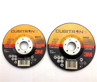 Picture of Grinding Disc 3M Cubitron II 115 x 7