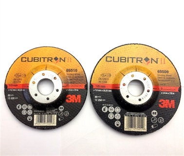 Picture of Grinding Disc 3M Cubitron II 125 x 7