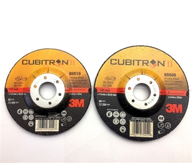Picture of Grinding Disc 3M Cubitron II 230 x 7