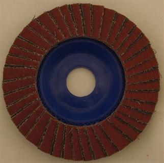 Picture of Flap Disc LR 815 Zirconia/Ceramic 115 SZ40