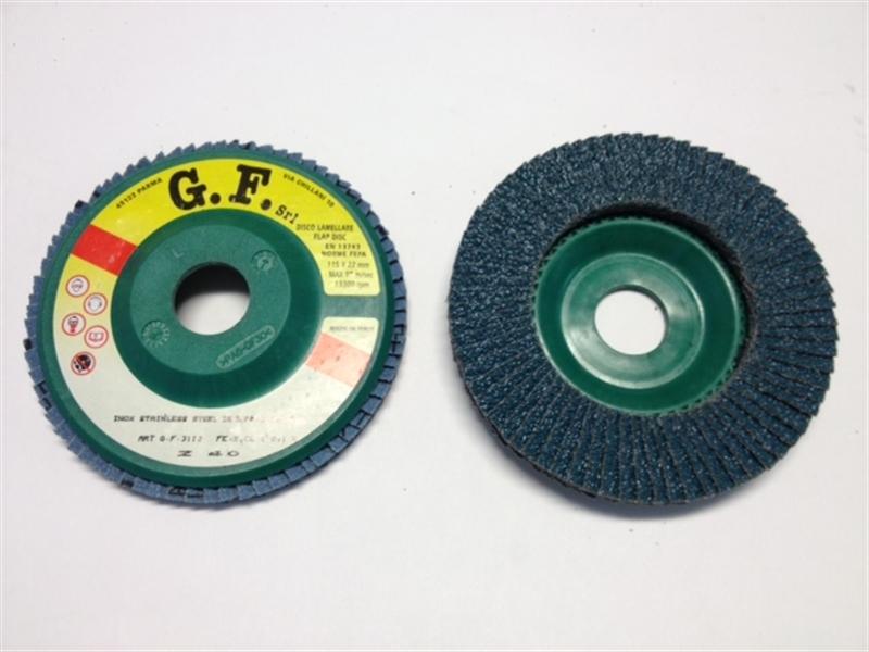 Flap Disc Globe GF 115 Z40