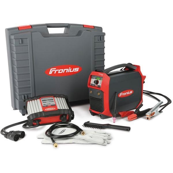 Welding Machine Fronius Accupocket 140 MMA with Trolley
