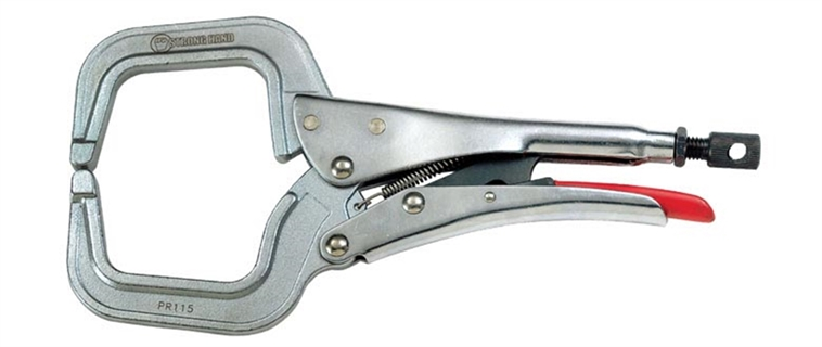 Picture of Locking C-Clamps StrongHand 165 PR6S