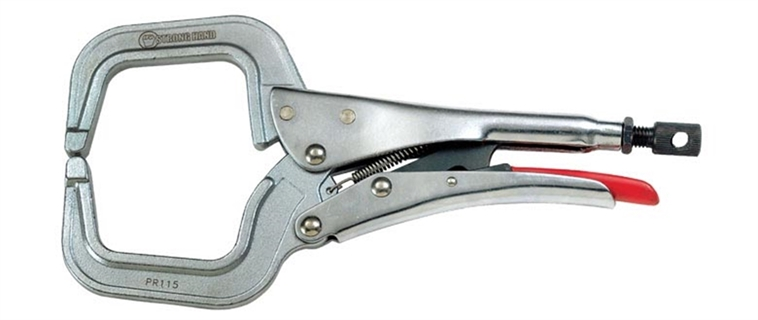 Picture of Locking C-Clamps StrongHand 280 PR115S