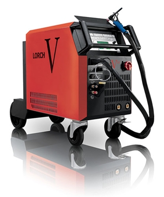 Picture of Welding Machine Lorch V27 DC H2o