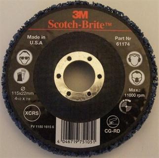 Picture of 3M Scotch-Brite CG-RD Clean and Strip