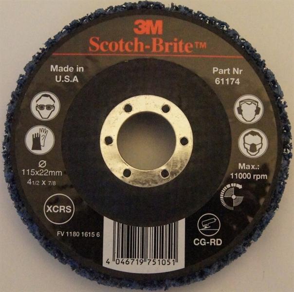 3M Scotch-Brite CG-RD Clean and Strip