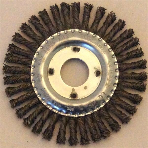 Brush radial Pferd 115/06 Pipe ST050