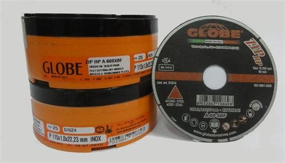 Picture of Globe Cut Disc 115 x 1,6 Inox