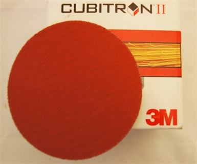 Picture for category Fiber Disc 3M Cubitron II