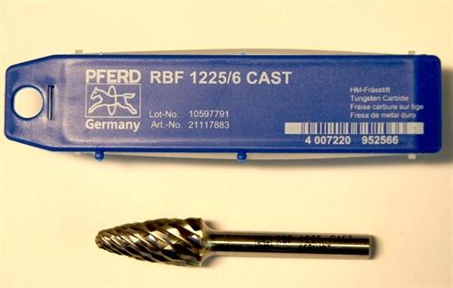Picture of Burr Pferd RBF 1225/6 CAST