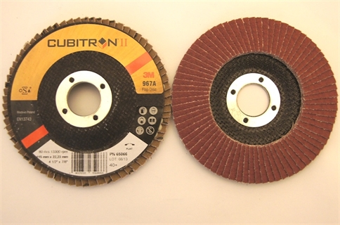Picture of Flap Disc 3M 967A 115-40+