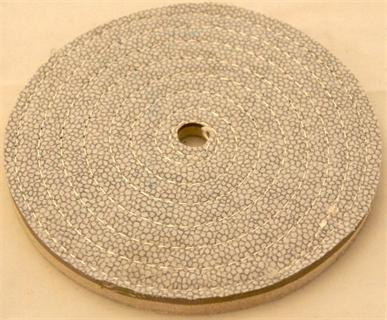 Picture of Disco per lucidatura in stoffa cucita ø200