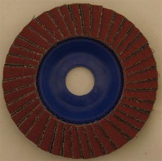 Picture of Flap Disc LR 815 Zirconia/Ceramic 115 SZ60