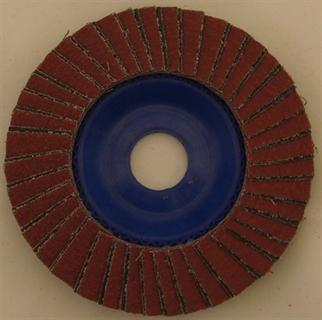 Picture of Flap Disc LR 815 Zirconia/Ceramic 115 SZ80
