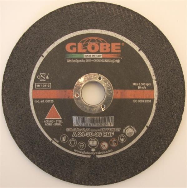 Grinding Disc Globe 180 x 7,0 R