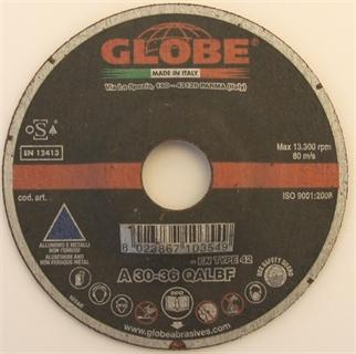 Picture of Globe 115 x 1,3 Alu