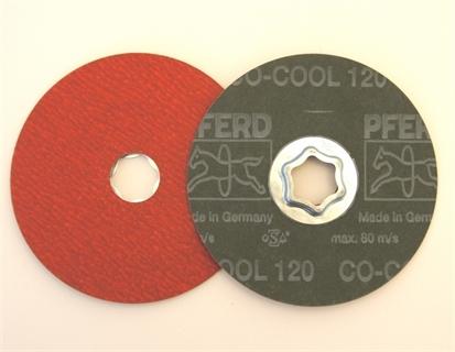 "Picture of Pferd fibre Disc ""Combi Click ""120+"