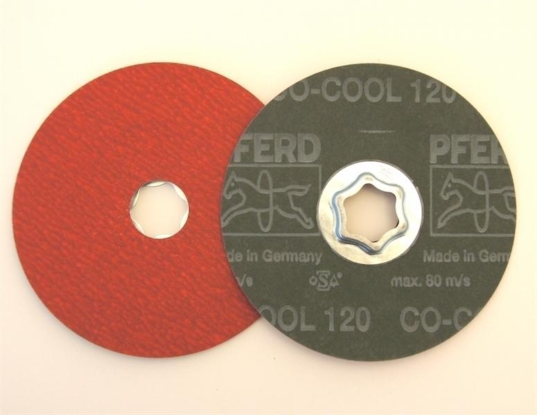 """Pferd fibre Disc """"Combi Click """"120+"""