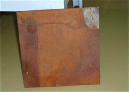 Picture of Iron 1 Plus Liquido passivante per Corten 5 kg.