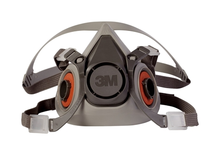 Picture of 3M Mask Respirator 6200 M