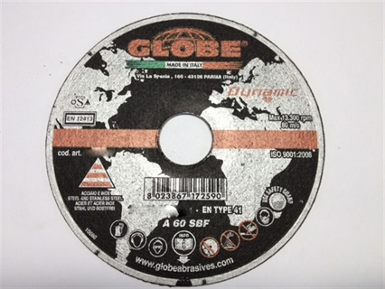 Picture of Globe 230 x 2,0 Dynamic