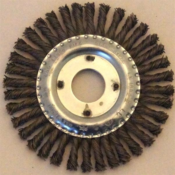 Brush radial RBG17806/22,2 Pipe St 0,50 76Z SG