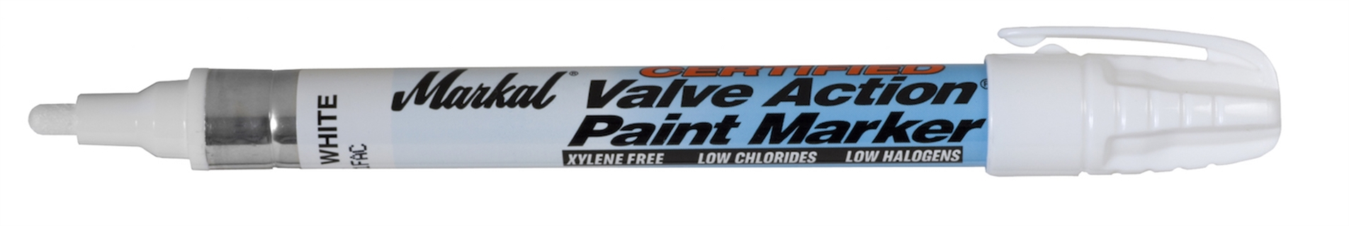 Picture of Certified Valve Action® Paint Marker White