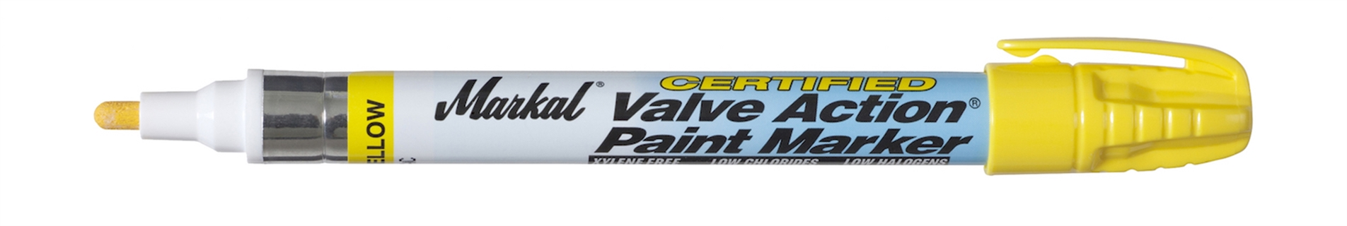 Picture of Certified Valve Action® Paint Marker yellow