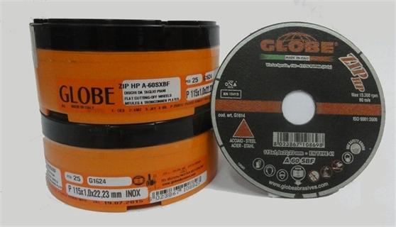 Picture of Globe Cut Disc 115 x 1,6 Metal