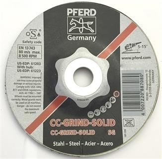 Picture of Pferd Disco Solid 115 Inox