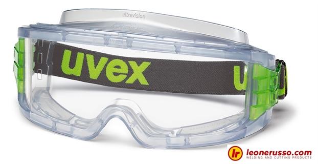 Picture of Transparent masks UVEX
