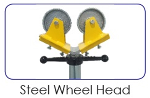 Picture of Steel Wheel for Tri Stand