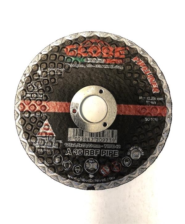 Disco GLOBE PIPELINER 115