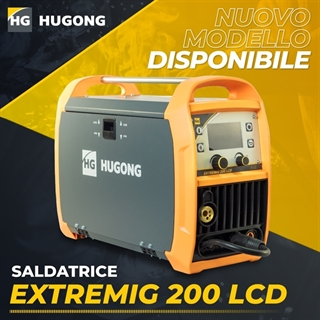 Picture of Hugong EXTREMIG 200 LCD
